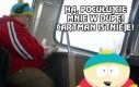 Cartman żyje i ma się dobrze