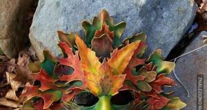 Jesienna maska