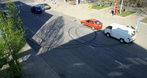 Parkowanie vanem