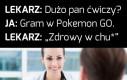Pokemon GO odmienia życie