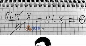 Och, matematyko...