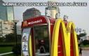 Najmniejszy budynek McDonalda na świecie