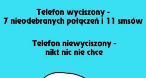 Problem z telefonami