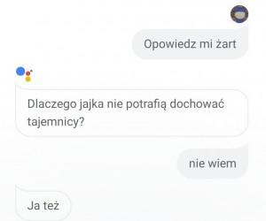 Pomocny ten asystent Google