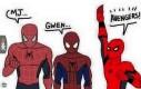 Trzy miłości Spider-mana