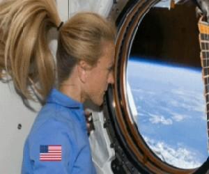 O czym kobiety myślą w kosmosie