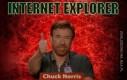 Chuck Norris wygrał z Explorerem