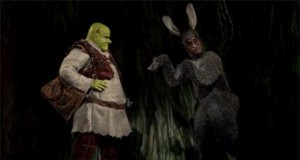 Shrek w natarciu