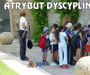 Atrybut dyscypliny