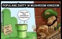 Popularne żarty w Mushroom Kingdom