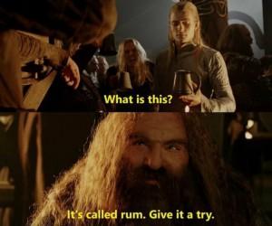 Magia rumu