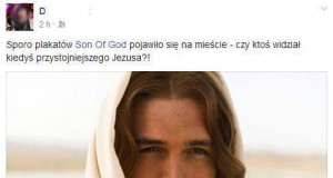 Czy ktoś widział przystojniejszego Jezusa?