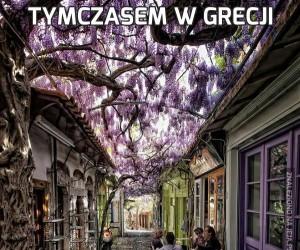 Tymczasem w Grecji