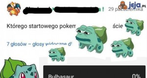 Bulbasaur forever alone