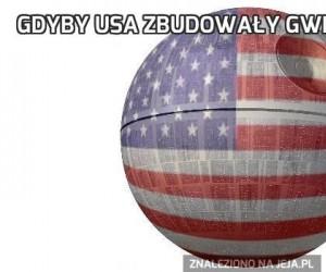 Gdyby USA zbudowały Gwiazdę śmierci...