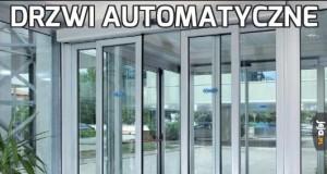 Drzwi automatyczne