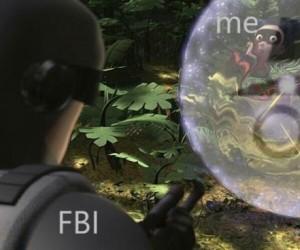 Jestem niewidzialny