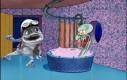 Crazy Frog wchodzi do łazienki Skalmara