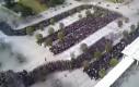 Zarządzanie tłumem podczas imprez masowych w Japonii