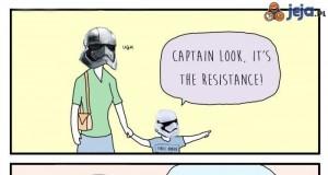Patrz, mamo! To rebelianci!
