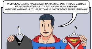 Oto dlaczego Wonder Woman nie ma pancerza