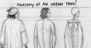 Anatomia ulicznych ziomali