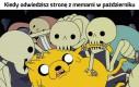 Szkielety, wszędzie szkielety...