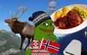 Typowy Norweg w internecie