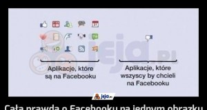 Cała prawda o Facebooku na jednym obrazku