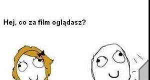 Oglądając film