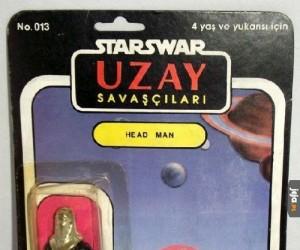 Człowiek Głowa - Legendarna postać ze Star Wars