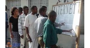 Internet w Afryce