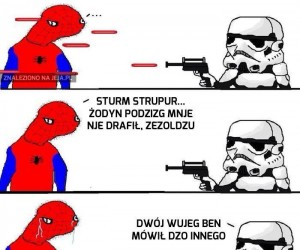 Sturm Strupur, jezdeź ogrobny!