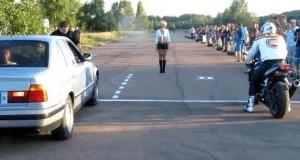 Najpierw naucz się jeździć, a później na wyścigi