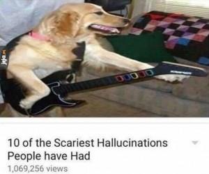 10 najstraszniejszych halucynacji