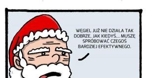 Mikołaj posunął się za daleko...