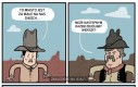 Bajka o współczesnych kowbojach