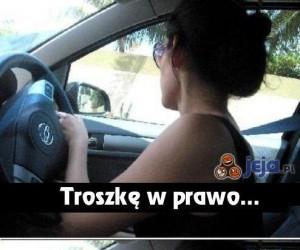 Parkowanie kontra kobiety