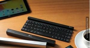 Nowa, przenośna klawiatura