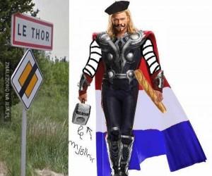 Znalezione w Le Asgardzie