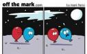 Wilkołak w świecie balonów