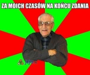 Mądrości dziadka