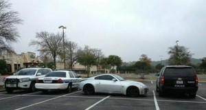 Parkingowy dupek