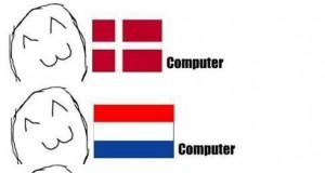 Komputer w różnych językach
