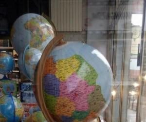 W sam raz na geografię
