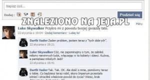 Facebook w Star Wars