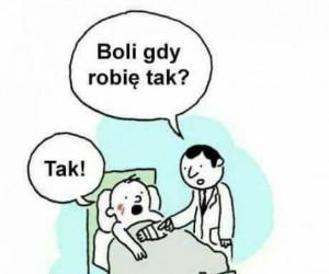 Praca lekarza