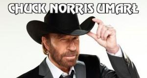 Chuck Norris umarł