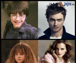 Harry Potter - aktorzy po latach