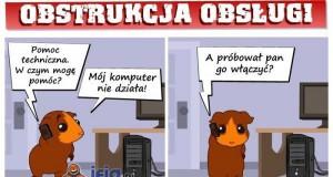 Obstrukcja obsługi
